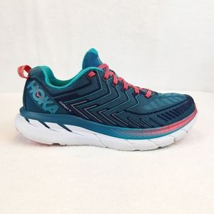 HOKA ONE ONE CLIFTON 4 RUNNING SHOES